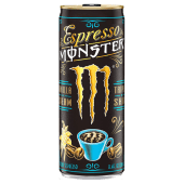 Monster coffee vainilla (250 ml.)