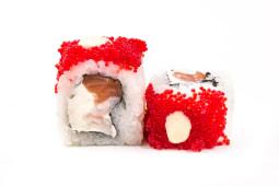 Red tobiko maki (8 kom)