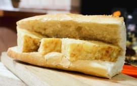 Bocadillo de tortilla de patatas