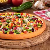 Süper Karışık Pizza (Büyük)