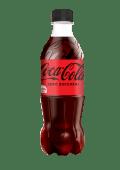 Coca Cola Zero in pet 45cl