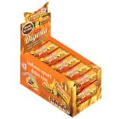 Biscuiti digestia cereale, stafide, portocale si lamaie