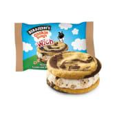 Helado Wich de galleta con vainilla