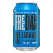 Free Damm sin alcohol (33 cl.)