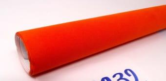 Papel Gamuza Naranja 50Cmx70Cm