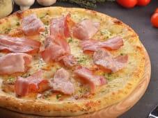 Піца Карбонара (350г/30см)