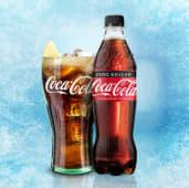 Coca-Cola Zero Azúcar Botella (50 cl.)