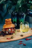 Predator Burger i 4x Predator Shot 0.5l gratis