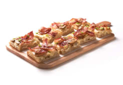 Pizza Bacon & Cream