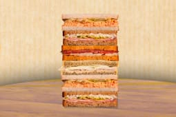 Pack 3 Sándwiches