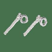 Orecchini Chunky Chain