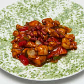 #42 Kongbao pollo (picante)