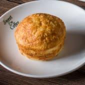 Muffin de queso (porción)