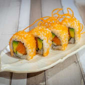 California salmón roll (8uds.)