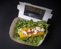 Кукурудза гриль з ікринками з пармезану (260г)
