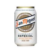 Cerveza Nacional Lata (33 cl.)