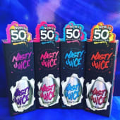Esencia Nasty Juice 50Ml Cigarrillo Electronico Varios Sabores