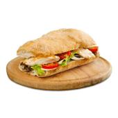Super Bocata De Pechuga De Pollo Fresca A La Plancha