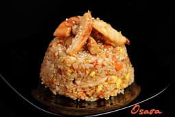 Рис з куркою (250г)