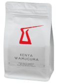 Кава Kenya Wamuguma (250г)