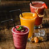 Smothies de frutos rojos (12 oz.)