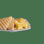 Tostones revueltos (porción)