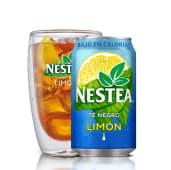 164. Nestea Té Negro Limón lata 330ml.