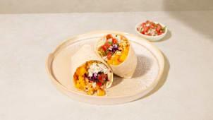 Burrito Squash - Vegetarian