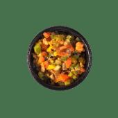 Pasta z grillowanych warzyw
