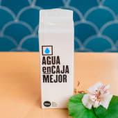 Agua mineral En Caja