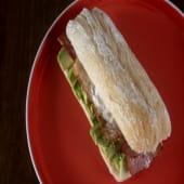 Sándwich apaltado