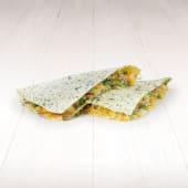 Quesadilla cu legume (2 porții)