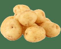 White Irish Potatoes