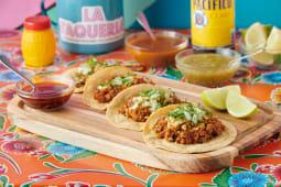 """Tacos cúcarito """"el de la casa"""" (4 uds.)"""