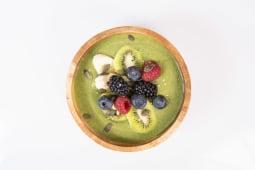 Smoothie Espinafres e Frutas