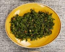 Maydanoz salatsi