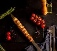 Люля-кебаб з курки та грибами (200г)