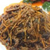 Shredded Pork Sichuan Style