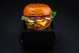 Обама бургер (320г)