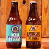 Dr. Misha - Kombuchas