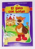 El Gato Con Botas Cuentos Para Colorear