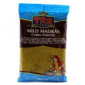 Caril medio picante madras 100g