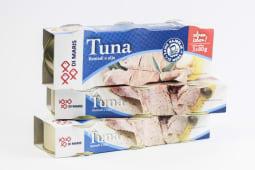 Tuna komadi u ulju paket 3x 80 g.