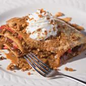 Crêpe torta chilena