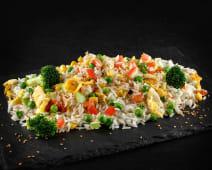 Orez la wok cu legume