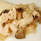 0115. Pollo con Bambù & Funghi
