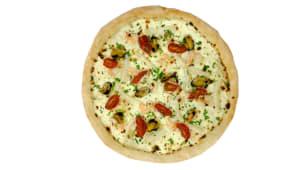 Піца з морепродуктами (450г)
