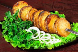Картопля на мангалі (30хв)(300г)