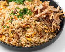 Fried Rice Leitão