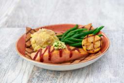 Grilled Norwegian Salmon